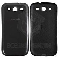 Задняя крышка батареи для мобильного телефона Samsung I9300 Galaxy S3, серая