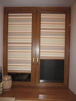 Рулонные шторы ткань блекаут A920