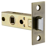 Защелка дверная Armadillo LH 120-45-25 AB Бронза