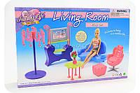 Мебель для кукол Гостиная 2904