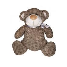 Мягкая игрушка «Grand» (2502GMG) медведь коричневый с бантом, 25 см