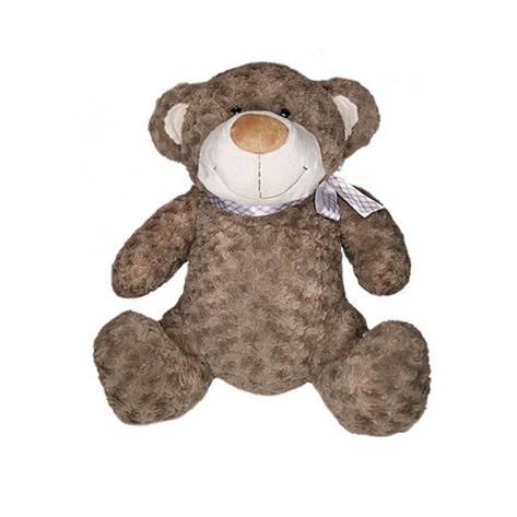 Мягкая игрушка «Grand» (2502GMG) медведь коричневый с бантом, 25 см, фото 2