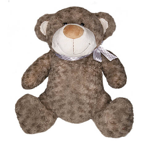 Мягкая игрушка «Grand» (4001GMG) медведь коричневый с бантом, 40 см, фото 2