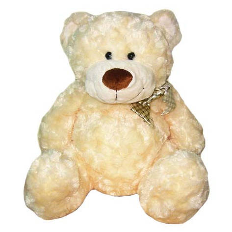 Мягкая игрушка «Grand» (4802GM) медведь белый с бантом, 48 см, фото 2