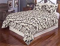 Комплект постельного белья бязь - голд евро-размер