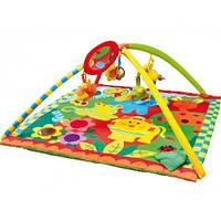 Развивающий коврик Джунгли - 68/022, Canpol babies
