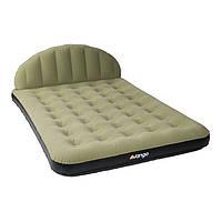 Надувной матрас-кровать Vango Airhead Double 212x137 Green