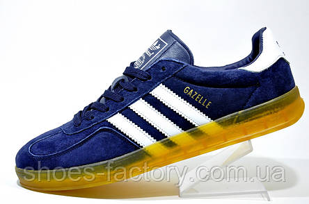 Кроссовки мужские Adidas Gazelle Indoor по распродаже, фото 2