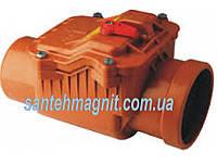 Обратный клапан d 110  для канализации Capricorn (Польша)