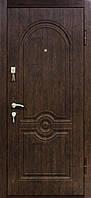 """Входная металлическая дверь """"Тик темный"""", Престиж 805"""