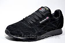 Кроссовки мужские Reebok Classic Leather кожаные, фото 2