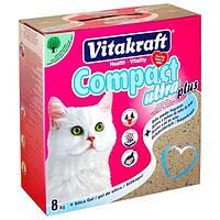 Vitakraft Compact Ultra Plus Наполнитель для кошачьего туалета