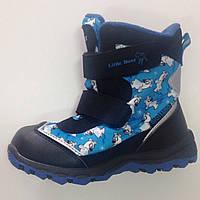 Зимние Термо ботинки для мальчика.