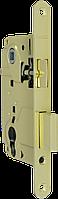 LH 25-50 GP Замок межкомнатный под цилиндр. механизм (золото)