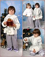 Костюм Кая , костюм Кай , Зимний месяц, морозка в серебре, фото 1