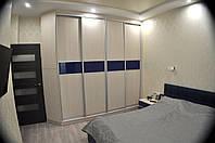 Кровать, тумбы и шкафы в спальню на заказ