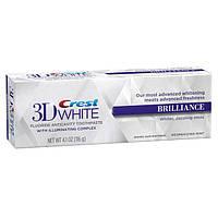Отбеливающая зубная паста Crest 3D White Brilliance Toothpaste