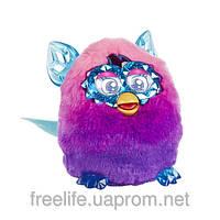 Интерактивная игрушка Ферби бум Кристальная серия розово-фиолетовый Furby Boom Crystal Pink/Purple