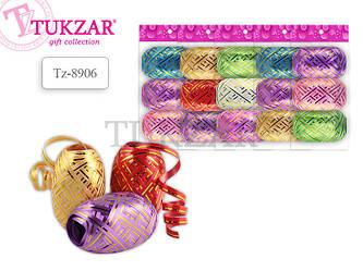 Набор для декорирования подарков: 3 ленты