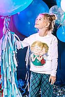 Пижама для девочки из хлопка