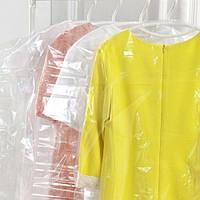 Чехол для одежды 16 мкм . 65 * 100