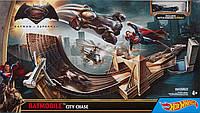 Трек Hot Wheels Битва героев из фильма Бэтмен против Супермена, фото 1