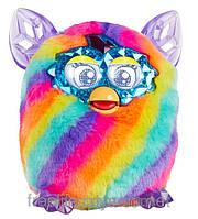 Интерактивная игрушка Furby Кристальная серия Ферби Бум Радуга