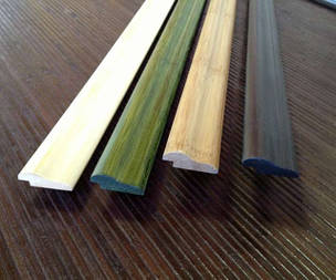 Материалы для отделки бамбука