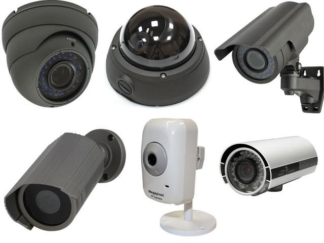 Камери для відеоспостереження