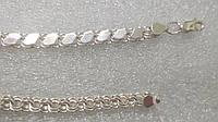 Серебряный женский браслет Лиана, фото 1