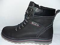 Высокие ботинки ECCO