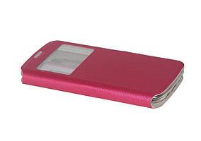 Чехол-книжка BRUM Series Sky для LG K8 K350E Pink