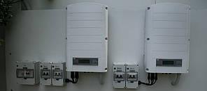 Сетевой инвертор SolarEdge SE15k, 15 кВт 3-фазный, фото 2