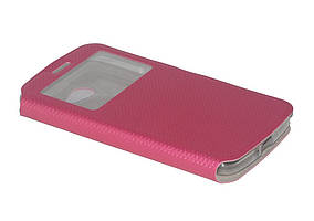 Чехол-книжка BRUM Series Sky для LG K5 X220 DS Pink