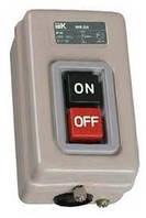 Выключатель ВКИ-211 3Р 6А 230/400В IP40 ИЭK