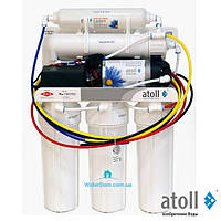 Система обратного осмоса Atoll A-550P MAX (Atoll A-560EP Premium)