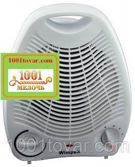 Тепловентилятор обогреватель Wimpex WX-424 (вентилятор, дуйка).