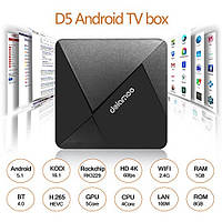 TV box смарт тв android приставка Dolamee D5 RK3229 mini pc smart tv ЛУЧШЕ Q7 4K