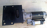 Комплект переоборудования с ПД-10, П-350 на стартер (МТЗ-80, ЮМЗ-6, Т-150, Нива) переходник + стартер, фото 3