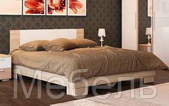 Кровать Лагуна 2 1632*850*2037 SV Мебель