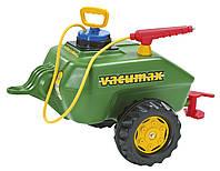 Rolly Toys  Прицеп цистерна 2-х колесный rollyVacumax для опрыскивания зеленый
