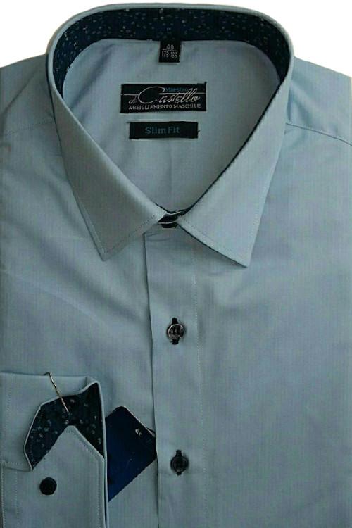 Рубашка мужская Castello Slim Fit 188-258