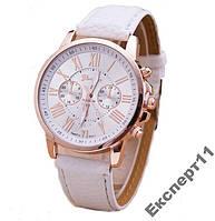Часы  Женева GENEVA - с позолотой