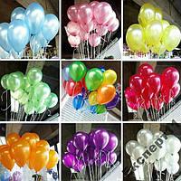 100 латексных шаров для свадеб и др. праздников