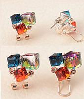 Серьги для женщин  - 5 цветов (на выбор)
