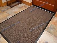 Ковер грязезащитный Стандарт 90х120см. коричневый