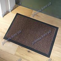 Ковер грязезащитный Стандарт 40х60см. коричневый