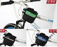 Велосумка сумка велосипедная  багажник вело 4 вида