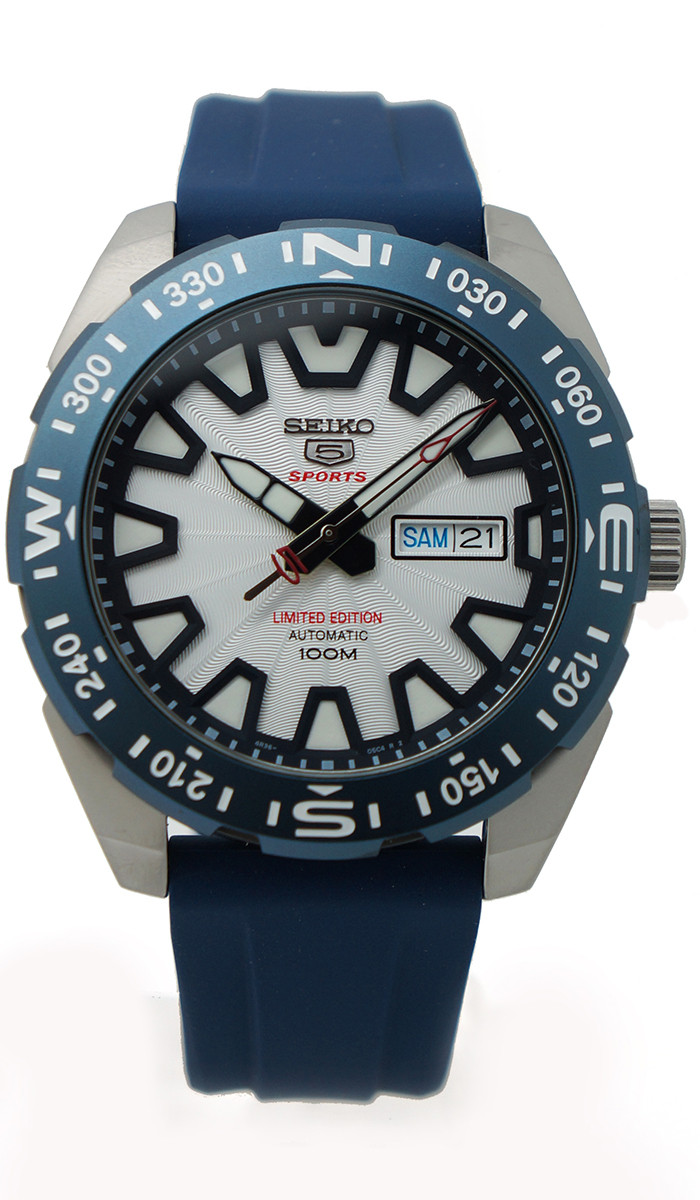 Часы Seiko Limited Edition SRP783K1 4R36 Automatic