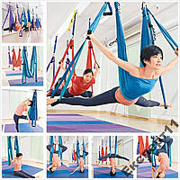 Гамак - анти - гравитация - воздушная йога !